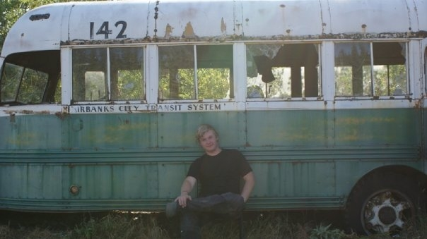 Alan Forshaw at Bus 142 in August of 2009