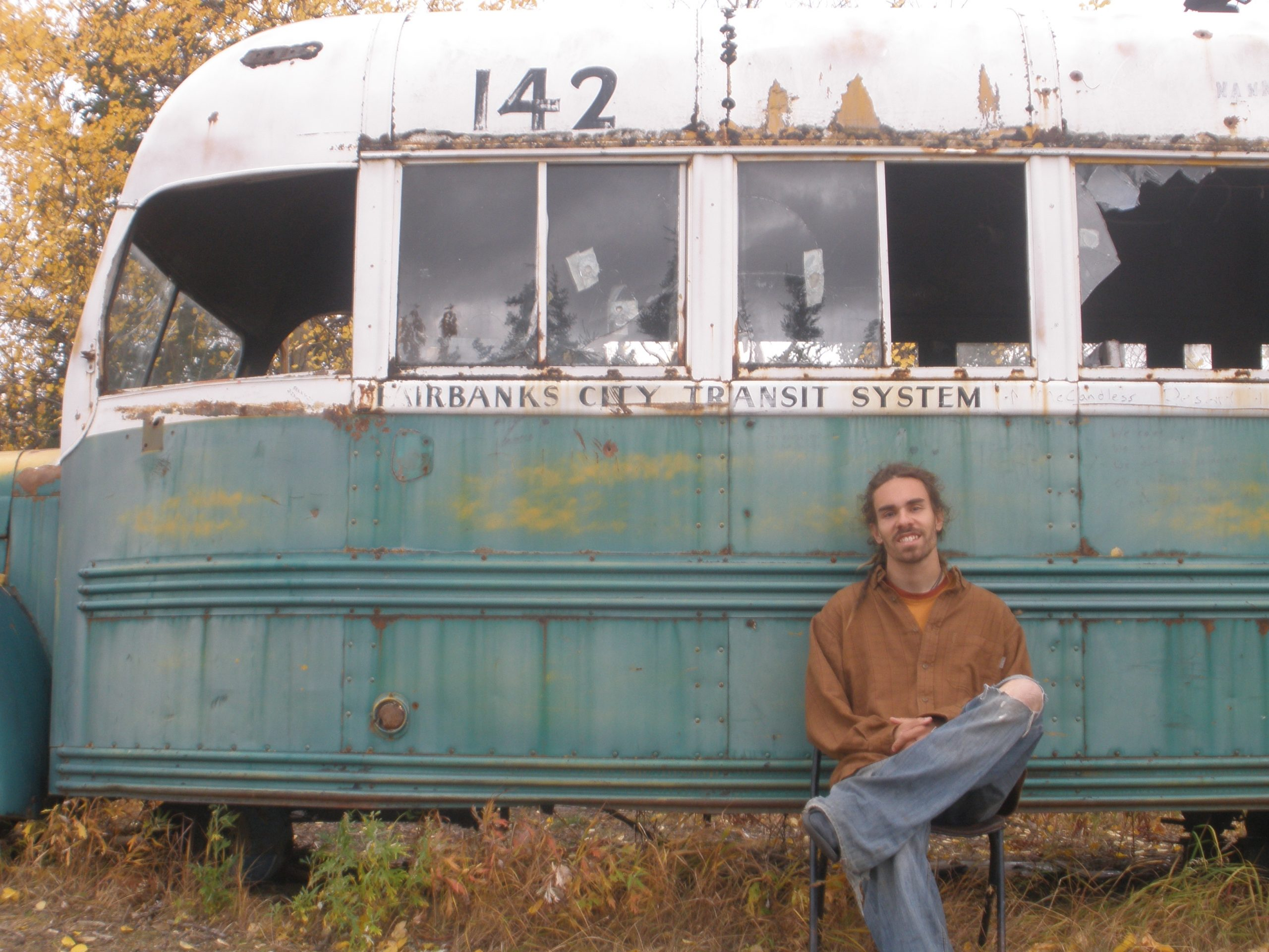David Korn at Bus 142 on September 8 2011