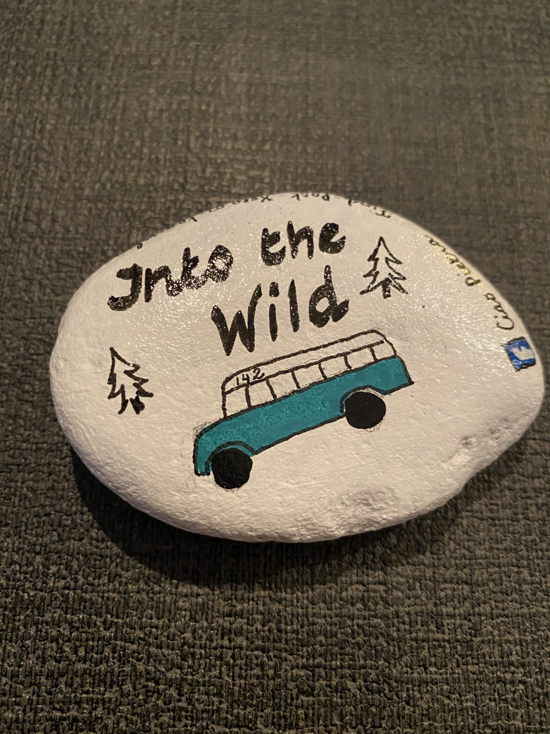 Linda Ritchi's Painted Rock