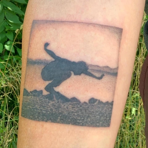 Mandy Loorham's Tattoo