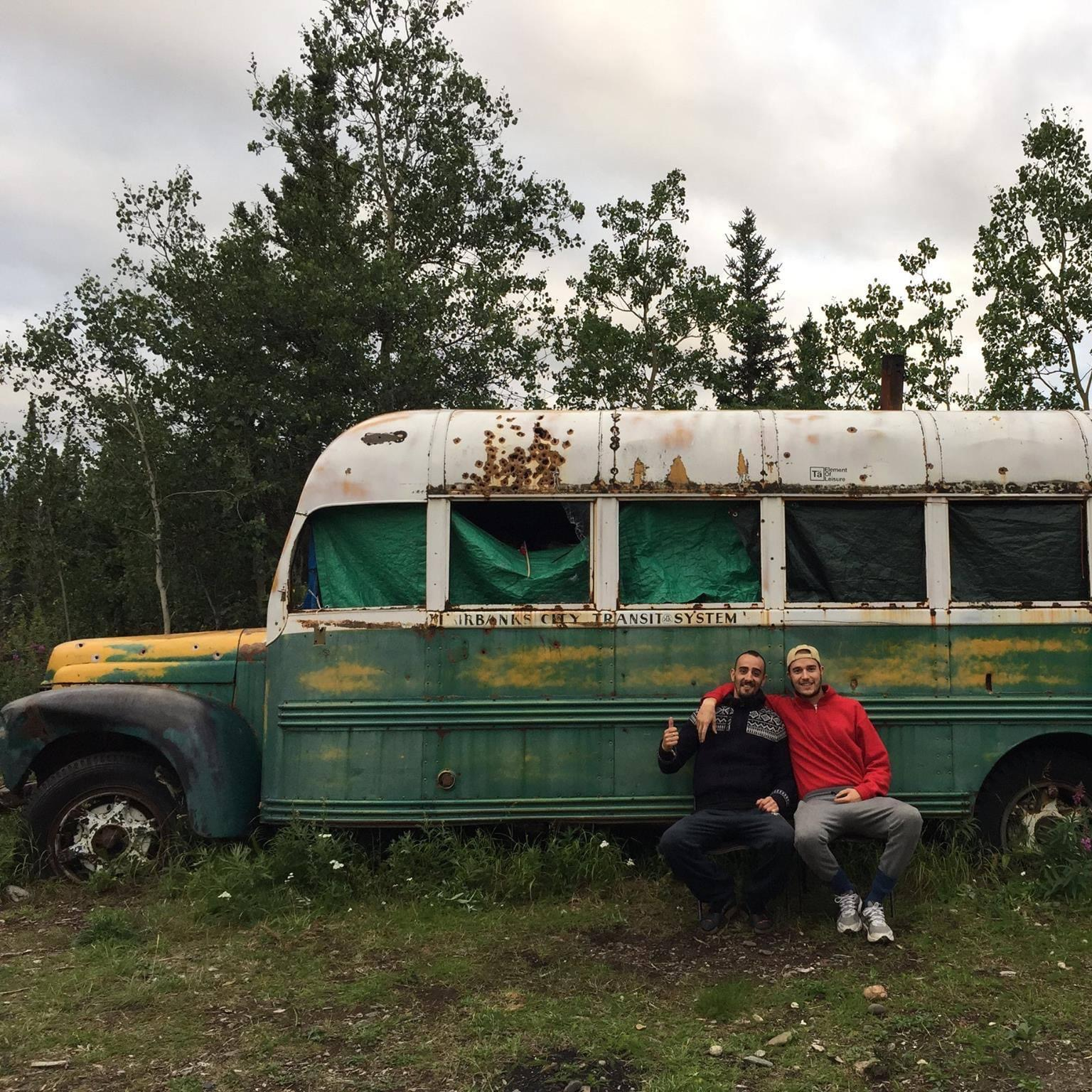 Maxime Alauzet & Romain Alauzet at Bus 142 in August of 2015