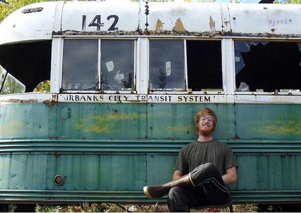 Marshall Feis at Bus 142 on August 27 2011