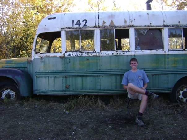 Kevin Fraley at Bus 142 on September 2009