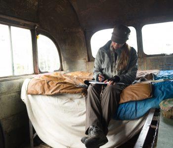 Carine McCandless at Bus 142