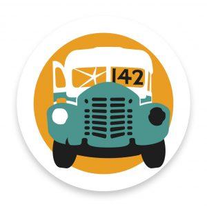"""3.75"""" Sticker"""